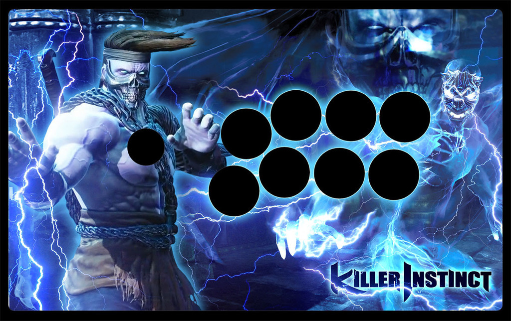free madcatz te2 atrox templates and help videos artwork