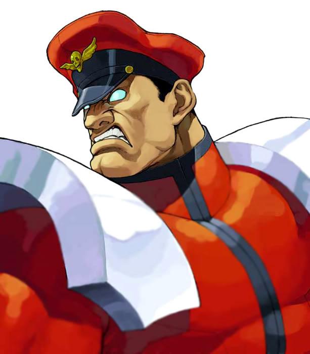 MBison  CHARAKTERE  Street Fighter V