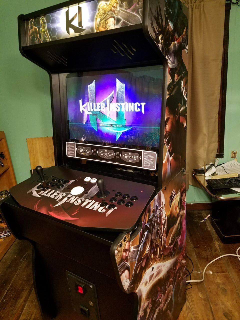 fair waffling cabinet taylors cabinets arcade custom games retro