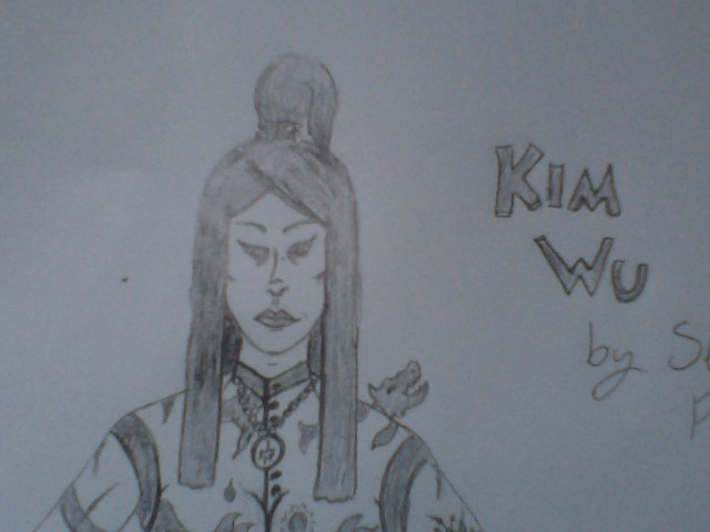 My Kim Wu for season 3 design art - Kim Wu - Killer Instinct