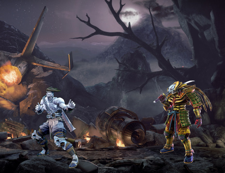 Yoshimitsu Guest Game Suggestions Feedback Killer Instinct Forums